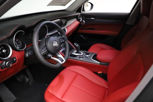 New 2021 Alfa Romeo Stelvio Ti Q4 for sale $55,500 at Alfa Romeo of Westport in Westport CT 06880 14
