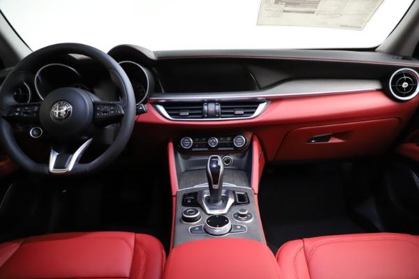 New 2021 Alfa Romeo Stelvio Ti Q4 for sale $55,500 at Alfa Romeo of Westport in Westport CT 06880 17