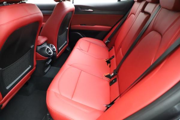New 2021 Alfa Romeo Stelvio Ti Q4 for sale $55,500 at Alfa Romeo of Westport in Westport CT 06880 19