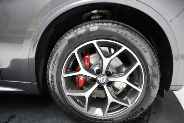 New 2021 Alfa Romeo Stelvio Ti Q4 for sale $55,500 at Alfa Romeo of Westport in Westport CT 06880 28