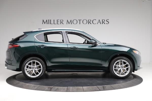New 2021 Alfa Romeo Stelvio Ti Q4 for sale Sold at Alfa Romeo of Westport in Westport CT 06880 10
