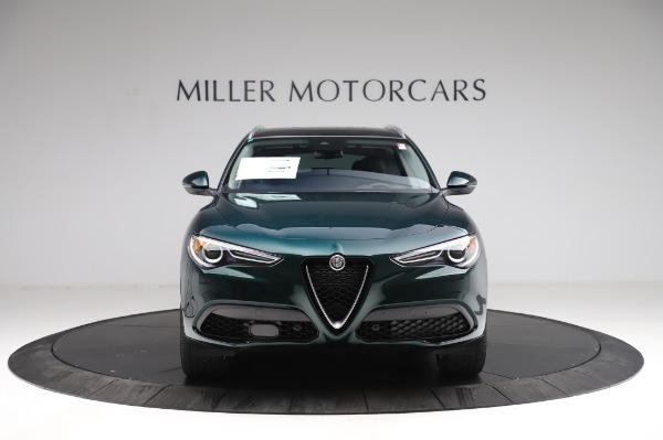 New 2021 Alfa Romeo Stelvio Ti Q4 for sale Sold at Alfa Romeo of Westport in Westport CT 06880 14
