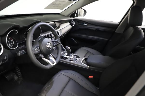 New 2021 Alfa Romeo Stelvio Ti Q4 for sale Sold at Alfa Romeo of Westport in Westport CT 06880 15