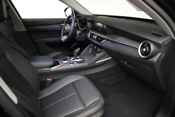 New 2021 Alfa Romeo Stelvio Ti Q4 for sale Sold at Alfa Romeo of Westport in Westport CT 06880 24
