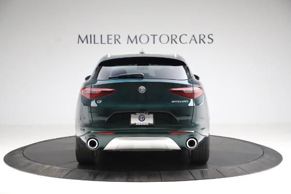 New 2021 Alfa Romeo Stelvio Ti Q4 for sale Sold at Alfa Romeo of Westport in Westport CT 06880 7