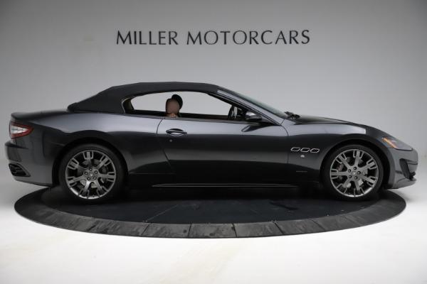 Used 2013 Maserati GranTurismo Sport for sale $67,900 at Alfa Romeo of Westport in Westport CT 06880 10