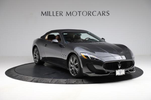 Used 2013 Maserati GranTurismo Sport for sale $67,900 at Alfa Romeo of Westport in Westport CT 06880 12