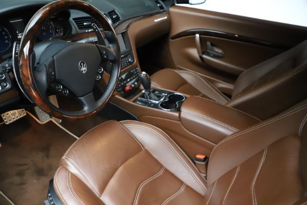 Used 2013 Maserati GranTurismo Sport for sale $67,900 at Alfa Romeo of Westport in Westport CT 06880 14