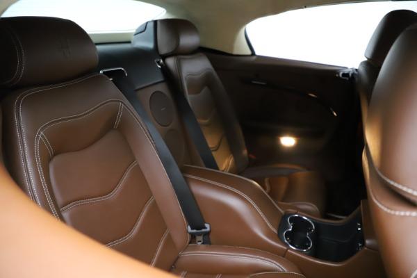 Used 2013 Maserati GranTurismo Sport for sale $67,900 at Alfa Romeo of Westport in Westport CT 06880 17