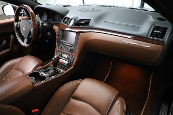 Used 2013 Maserati GranTurismo Sport for sale $67,900 at Alfa Romeo of Westport in Westport CT 06880 18