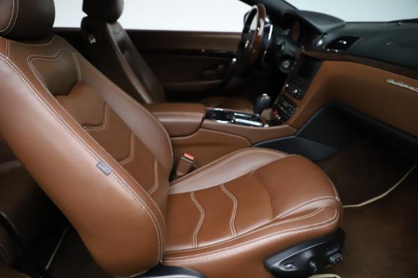 Used 2013 Maserati GranTurismo Sport for sale $67,900 at Alfa Romeo of Westport in Westport CT 06880 19