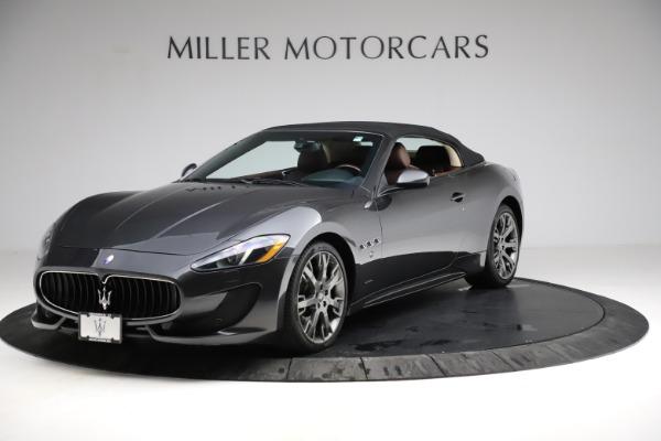 Used 2013 Maserati GranTurismo Sport for sale $67,900 at Alfa Romeo of Westport in Westport CT 06880 2