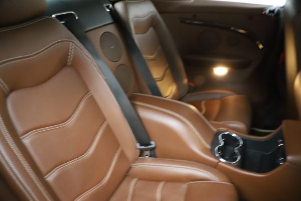Used 2013 Maserati GranTurismo Sport for sale $67,900 at Alfa Romeo of Westport in Westport CT 06880 20