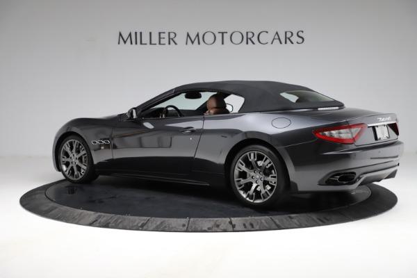 Used 2013 Maserati GranTurismo Sport for sale $67,900 at Alfa Romeo of Westport in Westport CT 06880 4