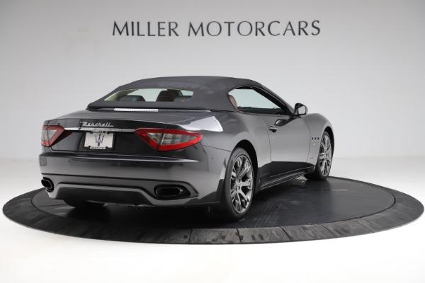 Used 2013 Maserati GranTurismo Sport for sale $67,900 at Alfa Romeo of Westport in Westport CT 06880 8