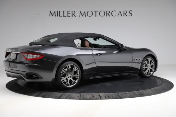 Used 2013 Maserati GranTurismo Sport for sale $67,900 at Alfa Romeo of Westport in Westport CT 06880 9