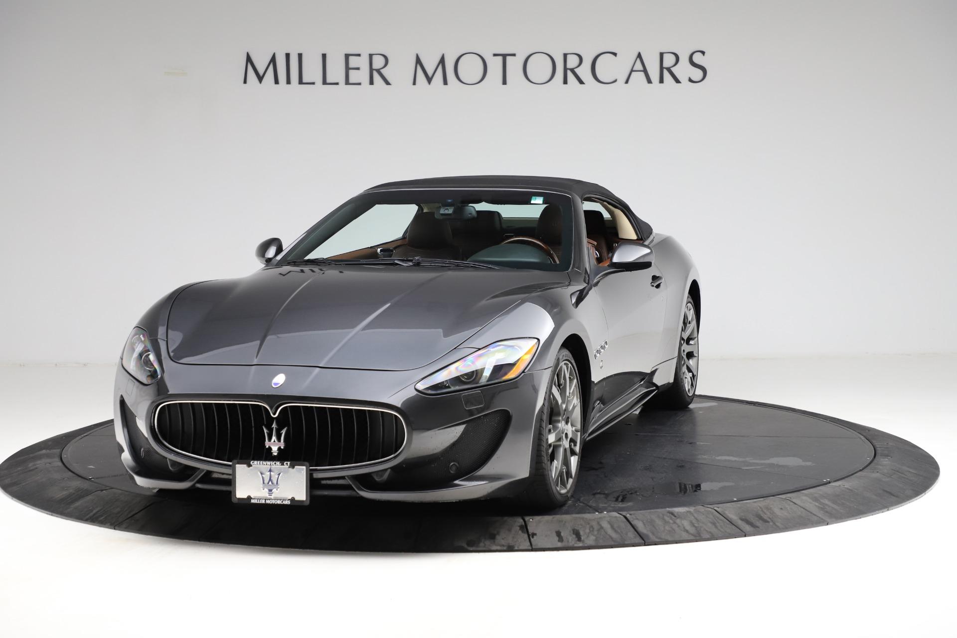 Used 2013 Maserati GranTurismo Sport for sale $67,900 at Alfa Romeo of Westport in Westport CT 06880 1