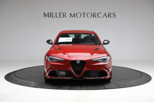 New 2021 Alfa Romeo Giulia Quadrifoglio for sale $83,740 at Alfa Romeo of Westport in Westport CT 06880 10