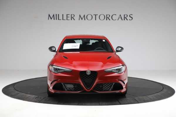 New 2021 Alfa Romeo Giulia Quadrifoglio for sale $83,740 at Alfa Romeo of Westport in Westport CT 06880 11