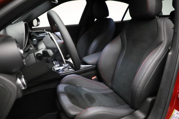 New 2021 Alfa Romeo Giulia Quadrifoglio for sale $83,740 at Alfa Romeo of Westport in Westport CT 06880 14