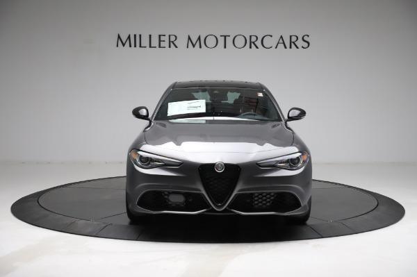 New 2021 Alfa Romeo Giulia Ti Sport for sale $54,050 at Alfa Romeo of Westport in Westport CT 06880 11