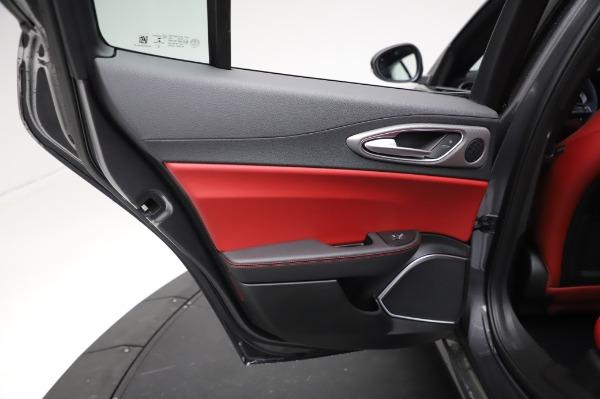 New 2021 Alfa Romeo Giulia Ti Sport for sale $54,050 at Alfa Romeo of Westport in Westport CT 06880 20