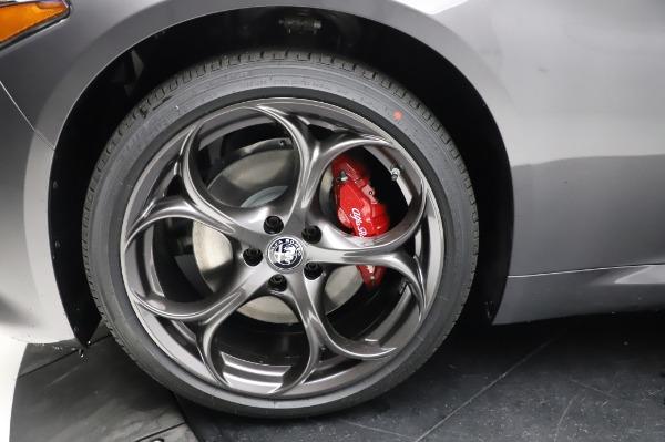 New 2021 Alfa Romeo Giulia Ti Sport for sale $54,050 at Alfa Romeo of Westport in Westport CT 06880 26
