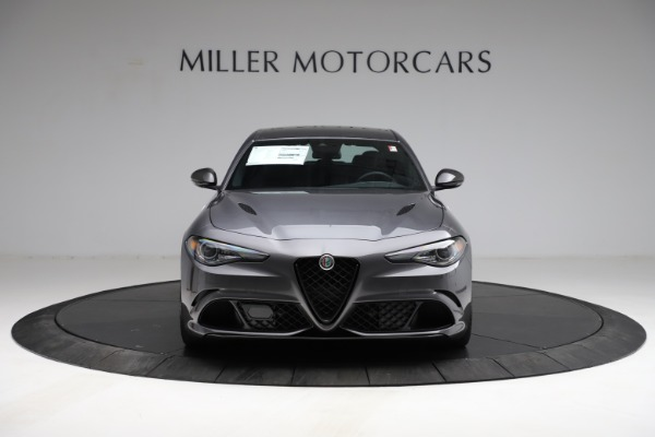 New 2021 Alfa Romeo Giulia Quadrifoglio for sale $83,200 at Alfa Romeo of Westport in Westport CT 06880 11