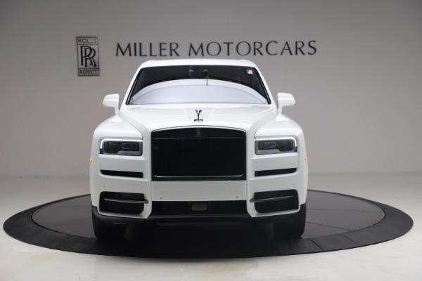 New 2021 Rolls-Royce Cullinan Black Badge for sale Call for price at Alfa Romeo of Westport in Westport CT 06880 2