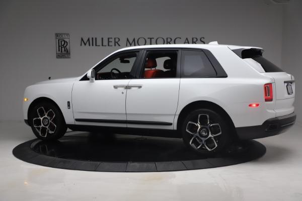 New 2021 Rolls-Royce Cullinan Black Badge for sale Call for price at Alfa Romeo of Westport in Westport CT 06880 5