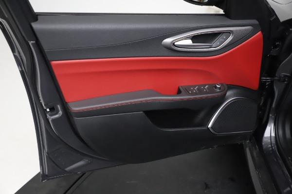 New 2021 Alfa Romeo Giulia Ti Sport for sale $54,050 at Alfa Romeo of Westport in Westport CT 06880 16