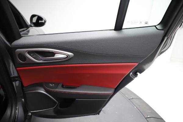 New 2021 Alfa Romeo Giulia Ti Sport for sale $54,050 at Alfa Romeo of Westport in Westport CT 06880 25