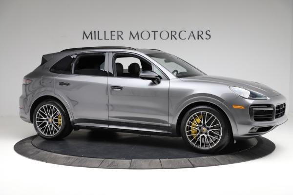 Used 2020 Porsche Cayenne Turbo for sale $145,900 at Alfa Romeo of Westport in Westport CT 06880 11