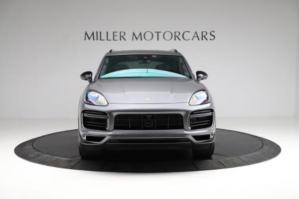 Used 2020 Porsche Cayenne Turbo for sale $145,900 at Alfa Romeo of Westport in Westport CT 06880 13