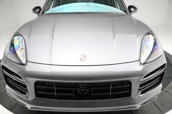 Used 2020 Porsche Cayenne Turbo for sale $145,900 at Alfa Romeo of Westport in Westport CT 06880 14
