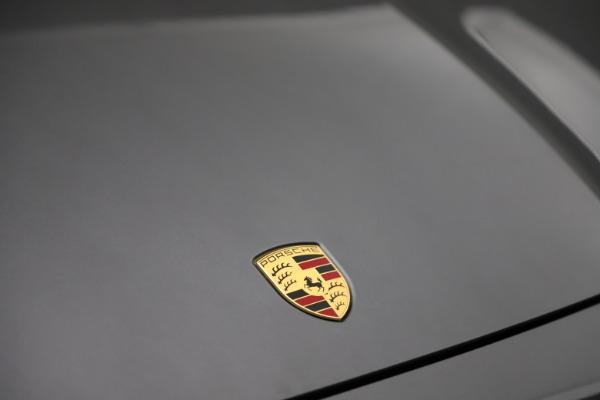 Used 2020 Porsche Cayenne Turbo for sale $145,900 at Alfa Romeo of Westport in Westport CT 06880 15