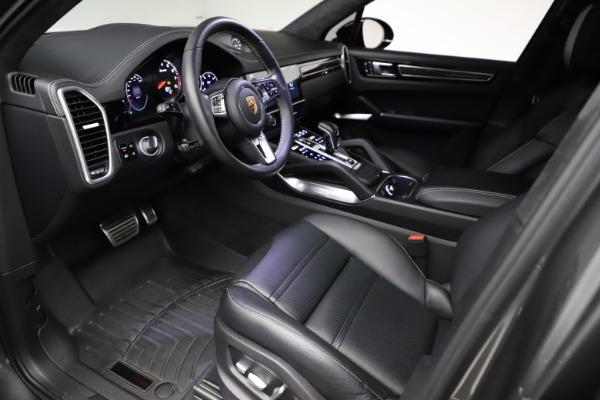 Used 2020 Porsche Cayenne Turbo for sale $145,900 at Alfa Romeo of Westport in Westport CT 06880 18