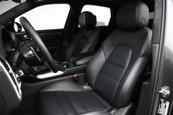 Used 2020 Porsche Cayenne Turbo for sale $145,900 at Alfa Romeo of Westport in Westport CT 06880 20