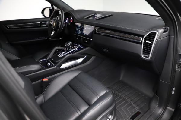 Used 2020 Porsche Cayenne Turbo for sale $145,900 at Alfa Romeo of Westport in Westport CT 06880 22