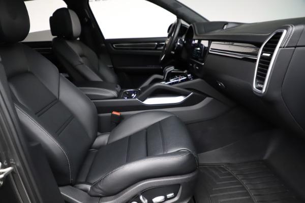 Used 2020 Porsche Cayenne Turbo for sale $145,900 at Alfa Romeo of Westport in Westport CT 06880 23