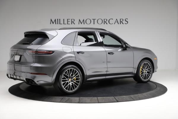 Used 2020 Porsche Cayenne Turbo for sale $145,900 at Alfa Romeo of Westport in Westport CT 06880 9