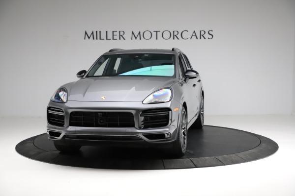 Used 2020 Porsche Cayenne Turbo for sale $145,900 at Alfa Romeo of Westport in Westport CT 06880 1
