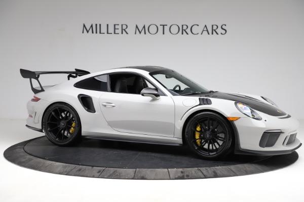 Used 2019 Porsche 911 GT3 RS for sale $249,900 at Alfa Romeo of Westport in Westport CT 06880 10
