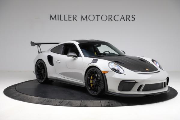 Used 2019 Porsche 911 GT3 RS for sale $249,900 at Alfa Romeo of Westport in Westport CT 06880 11