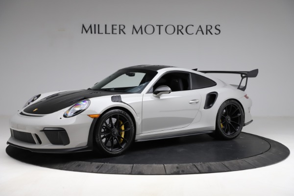 Used 2019 Porsche 911 GT3 RS for sale $249,900 at Alfa Romeo of Westport in Westport CT 06880 2