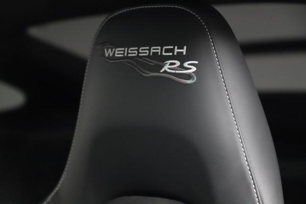 Used 2019 Porsche 911 GT3 RS for sale $249,900 at Alfa Romeo of Westport in Westport CT 06880 20