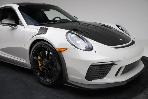 Used 2019 Porsche 911 GT3 RS for sale $249,900 at Alfa Romeo of Westport in Westport CT 06880 23