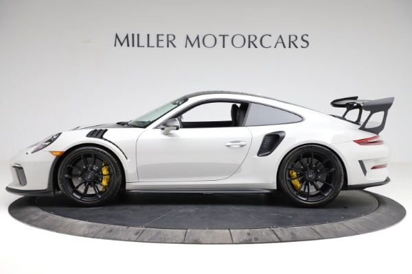 Used 2019 Porsche 911 GT3 RS for sale $249,900 at Alfa Romeo of Westport in Westport CT 06880 3