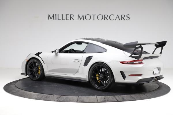 Used 2019 Porsche 911 GT3 RS for sale $249,900 at Alfa Romeo of Westport in Westport CT 06880 4
