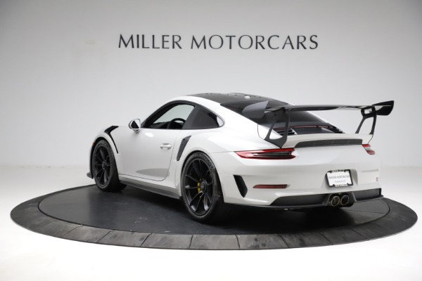 Used 2019 Porsche 911 GT3 RS for sale $249,900 at Alfa Romeo of Westport in Westport CT 06880 5